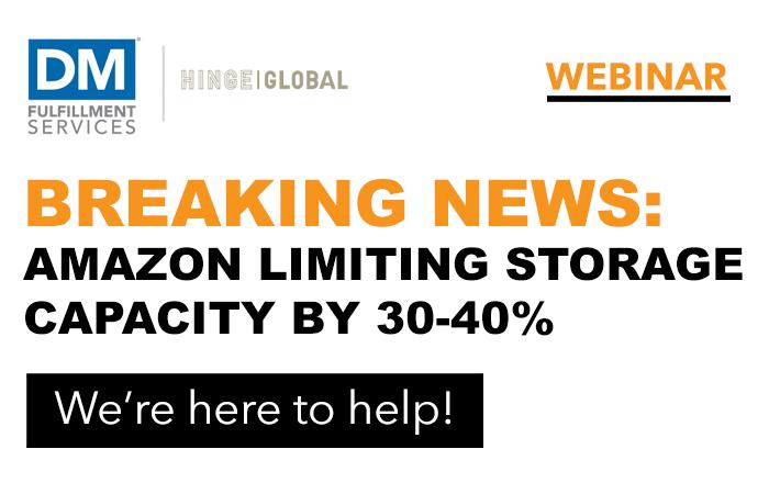 Amazon limiting storage capacity by 30-40%